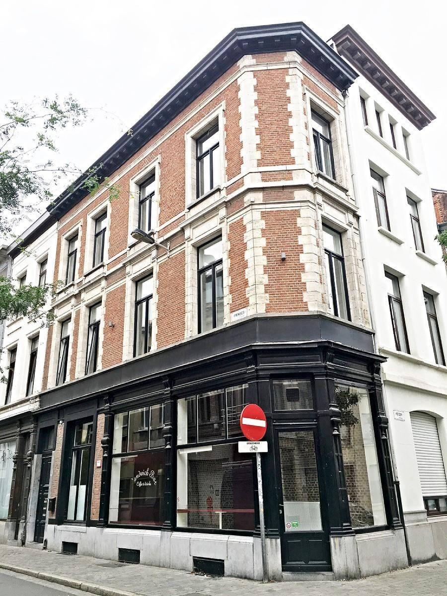 Karaktervol hoekpand met veel potentieel in het hartje van Antwerpen! afbeelding 1