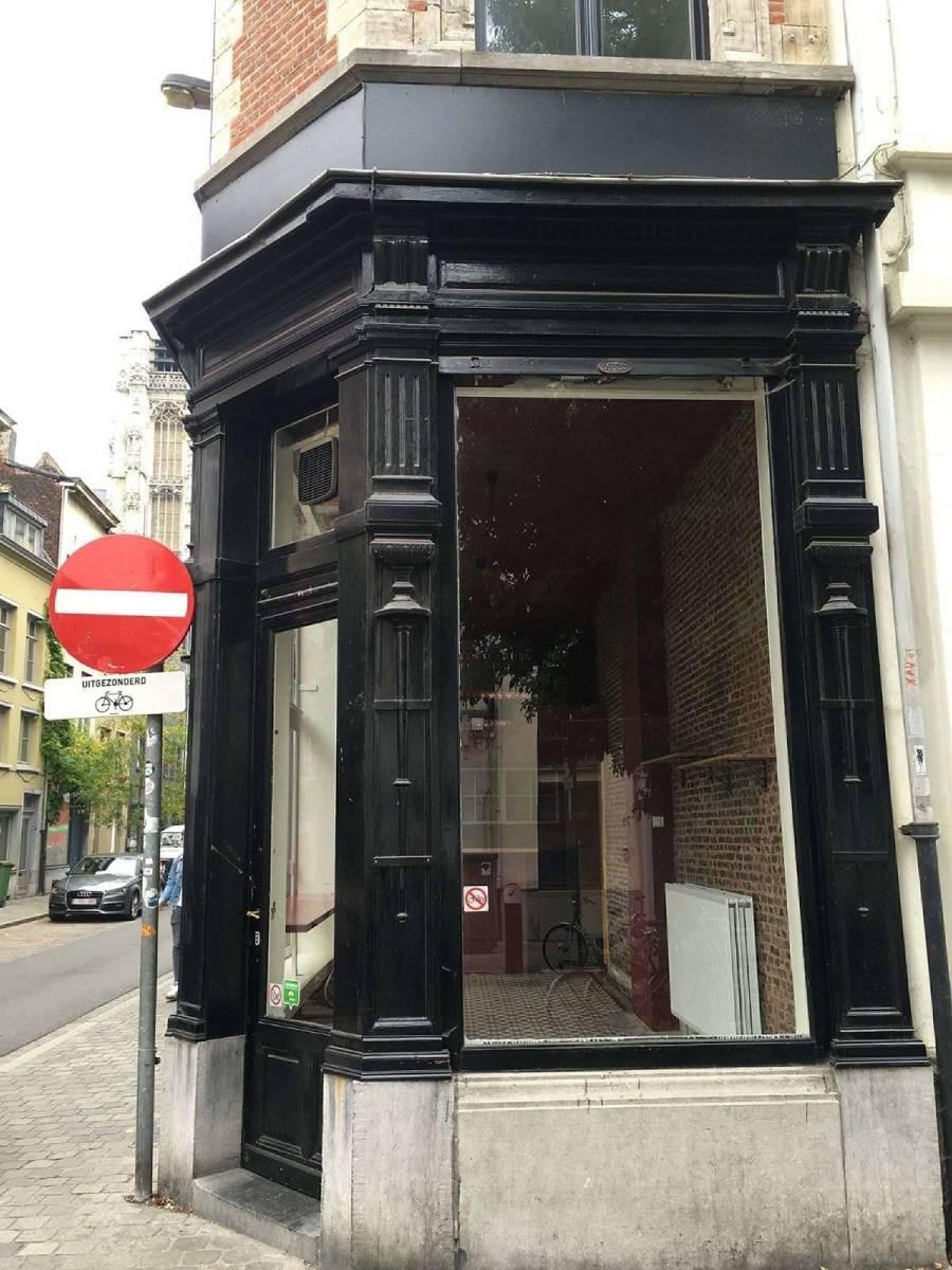 Karaktervol hoekpand met veel potentieel in het hartje van Antwerpen! afbeelding 3