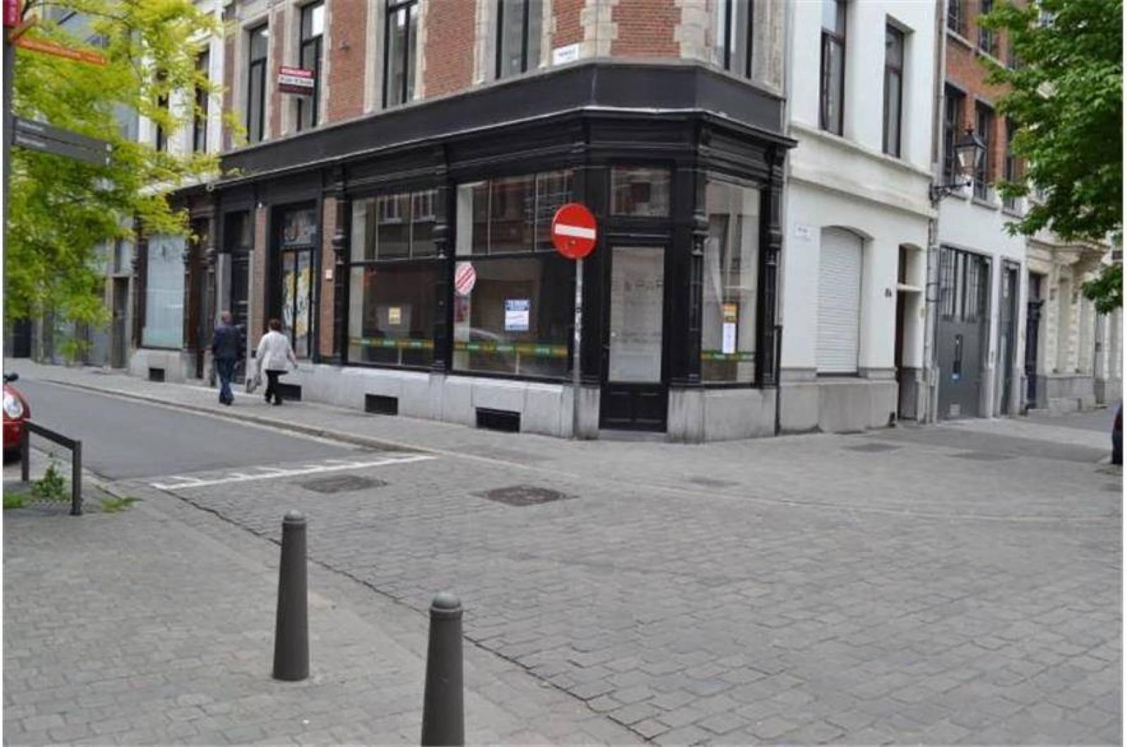 Karaktervol hoekpand met veel potentieel in het hartje van Antwerpen! afbeelding 4