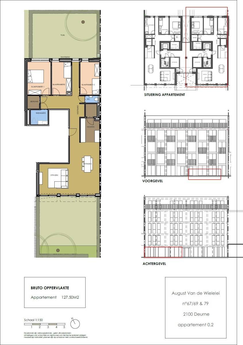 Prachtig gelijkvloersappartement met tuin op gegeerde locatie! afbeelding 10