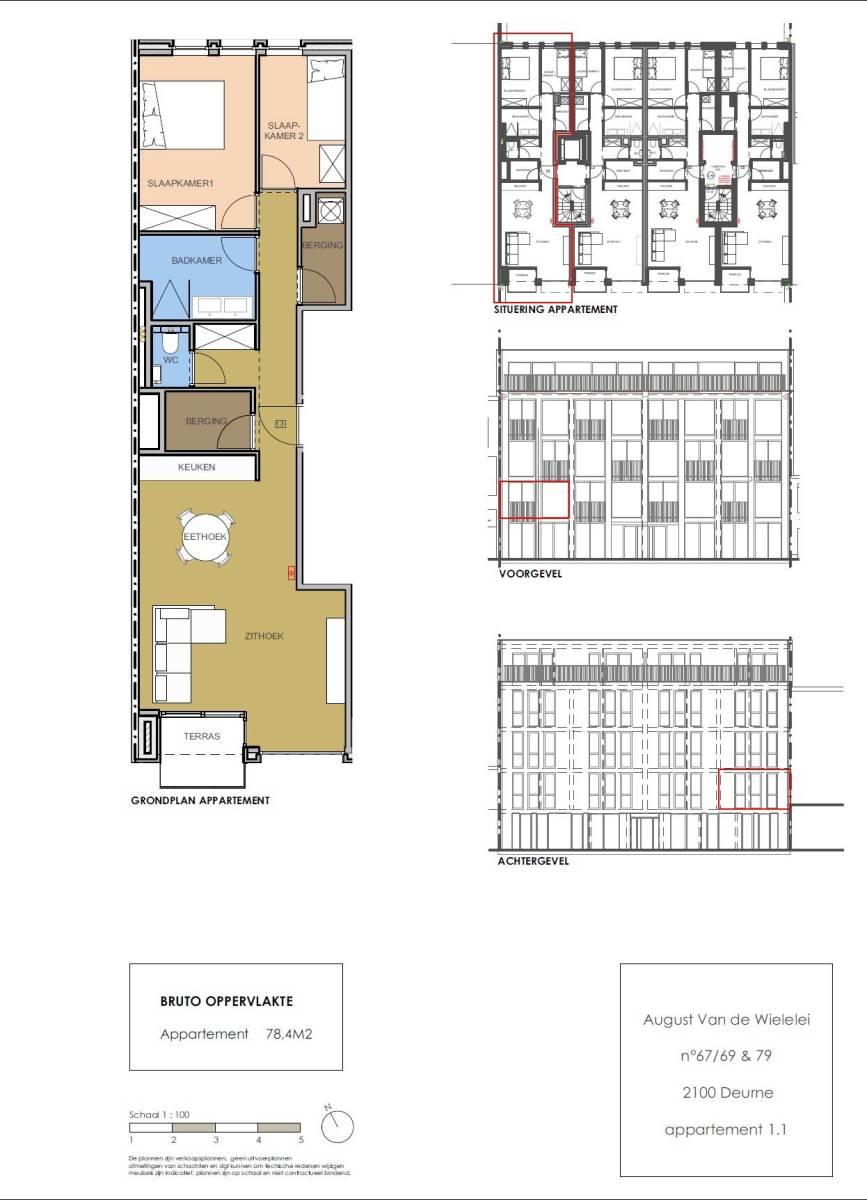 Prachtig appartement met terras op gegeerde locatie! afbeelding 7