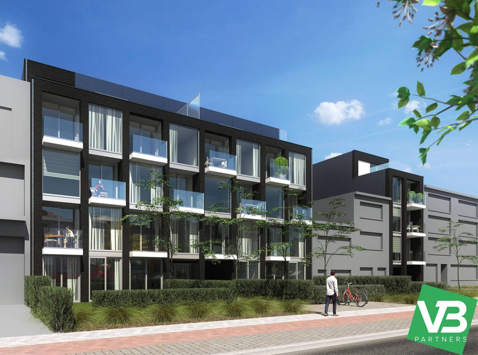 Prachtig appartement met terras op gegeerde locatie! afbeelding 8