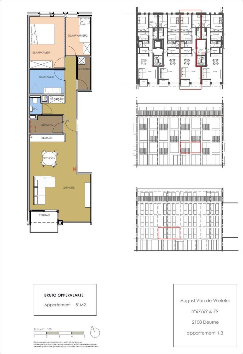 Prachtig appartement met terras op gegeerde locatie! afbeelding 4