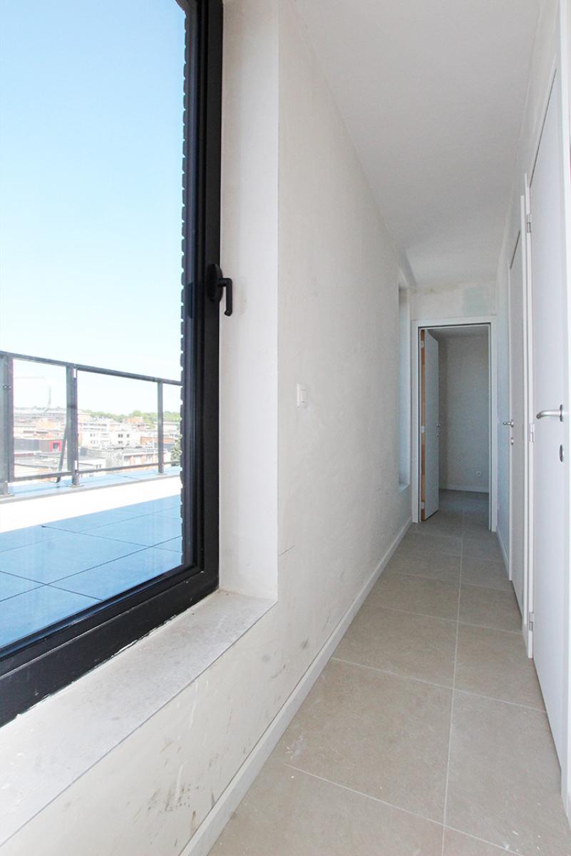Prachtig dakappartement met maar liefst 2 ruime terrassen op gegeerde locatie! afbeelding 9
