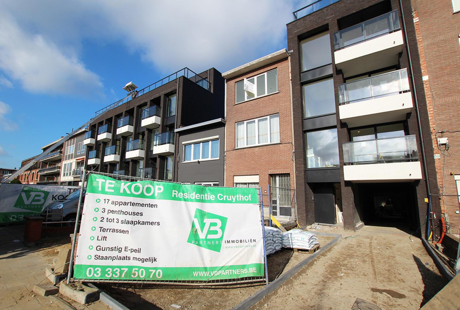 Prachtig appartement met terras op gegeerde locatie! afbeelding 2