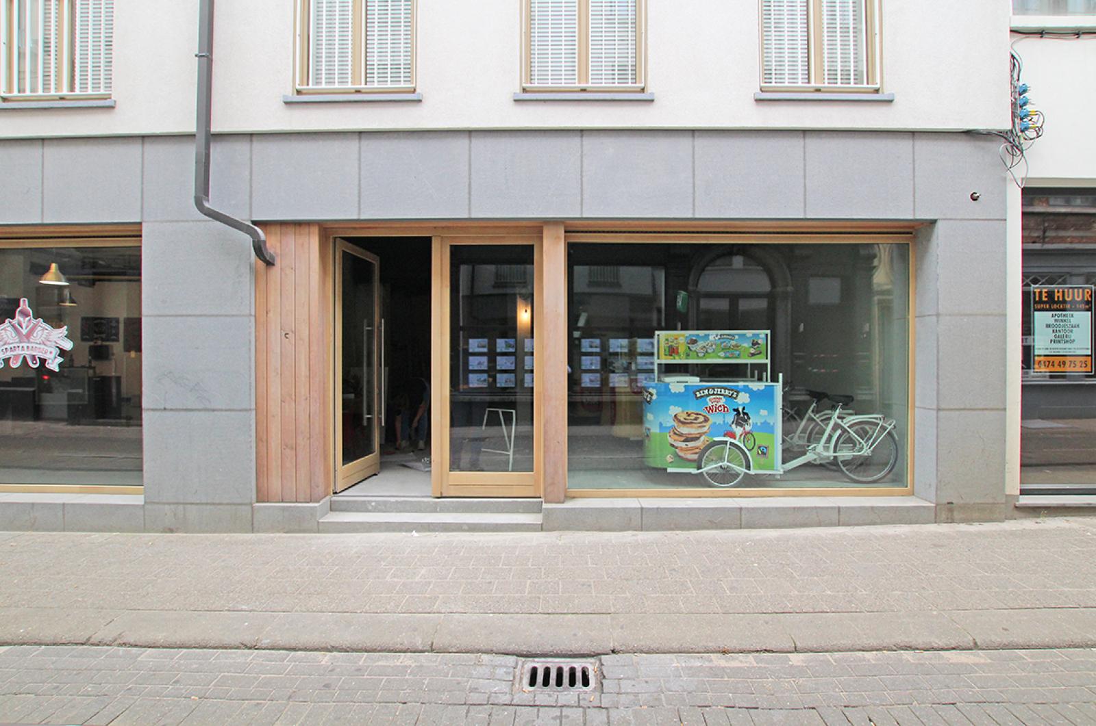 Handelsgelijkvloers op absolute toplocatie in het commerciële hart van Antwerpen! afbeelding 5