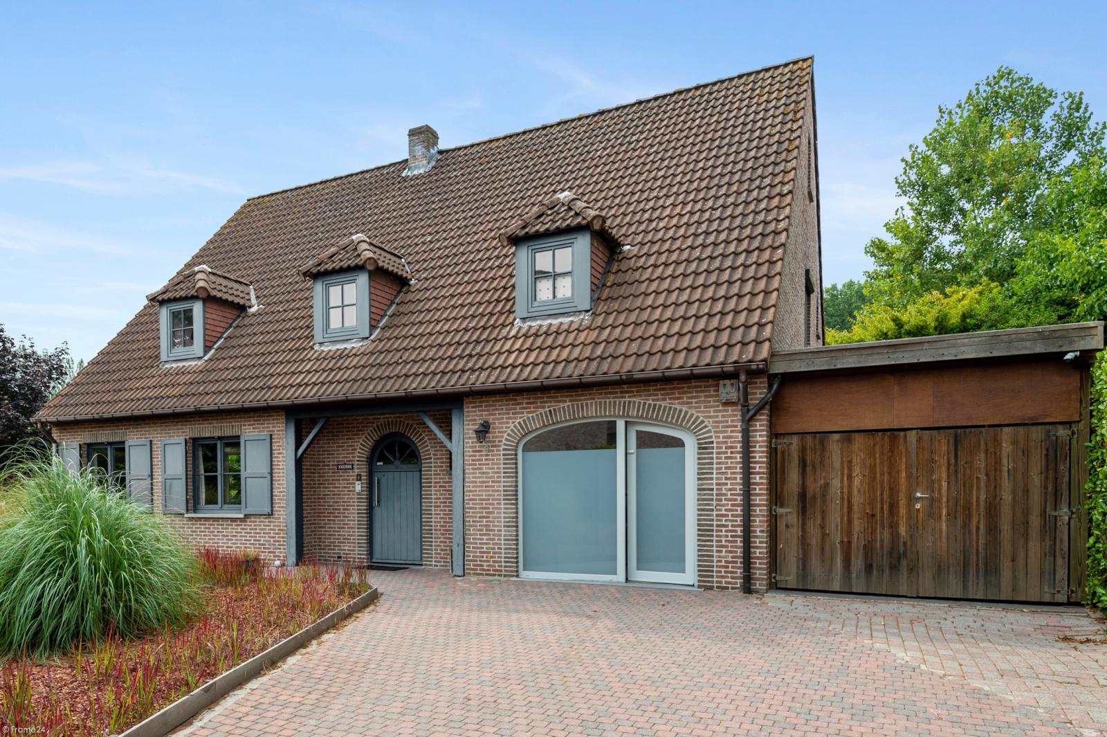 Stijlvolle landelijke villa op een perceel van 1.107 m² in een zeer gegeerd doodlopend straatje te Linkeroever! afbeelding 30