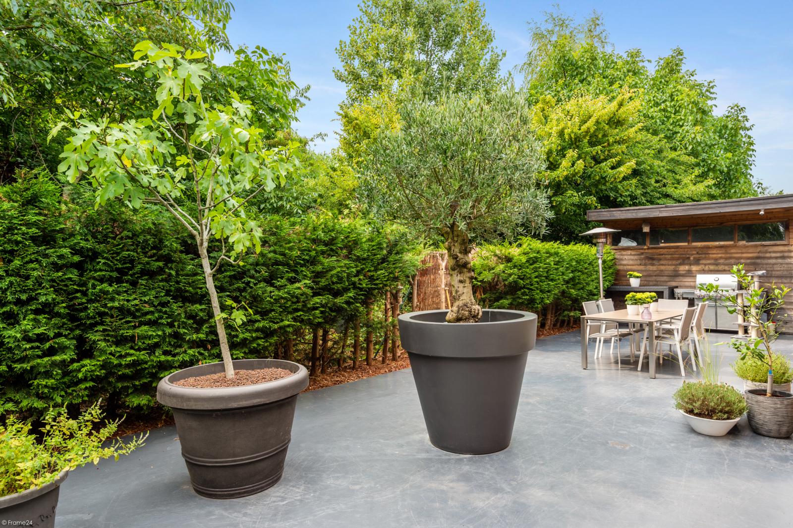 Stijlvolle landelijke villa op een perceel van 1.107 m² in een zeer gegeerd doodlopend straatje te Linkeroever! afbeelding 25