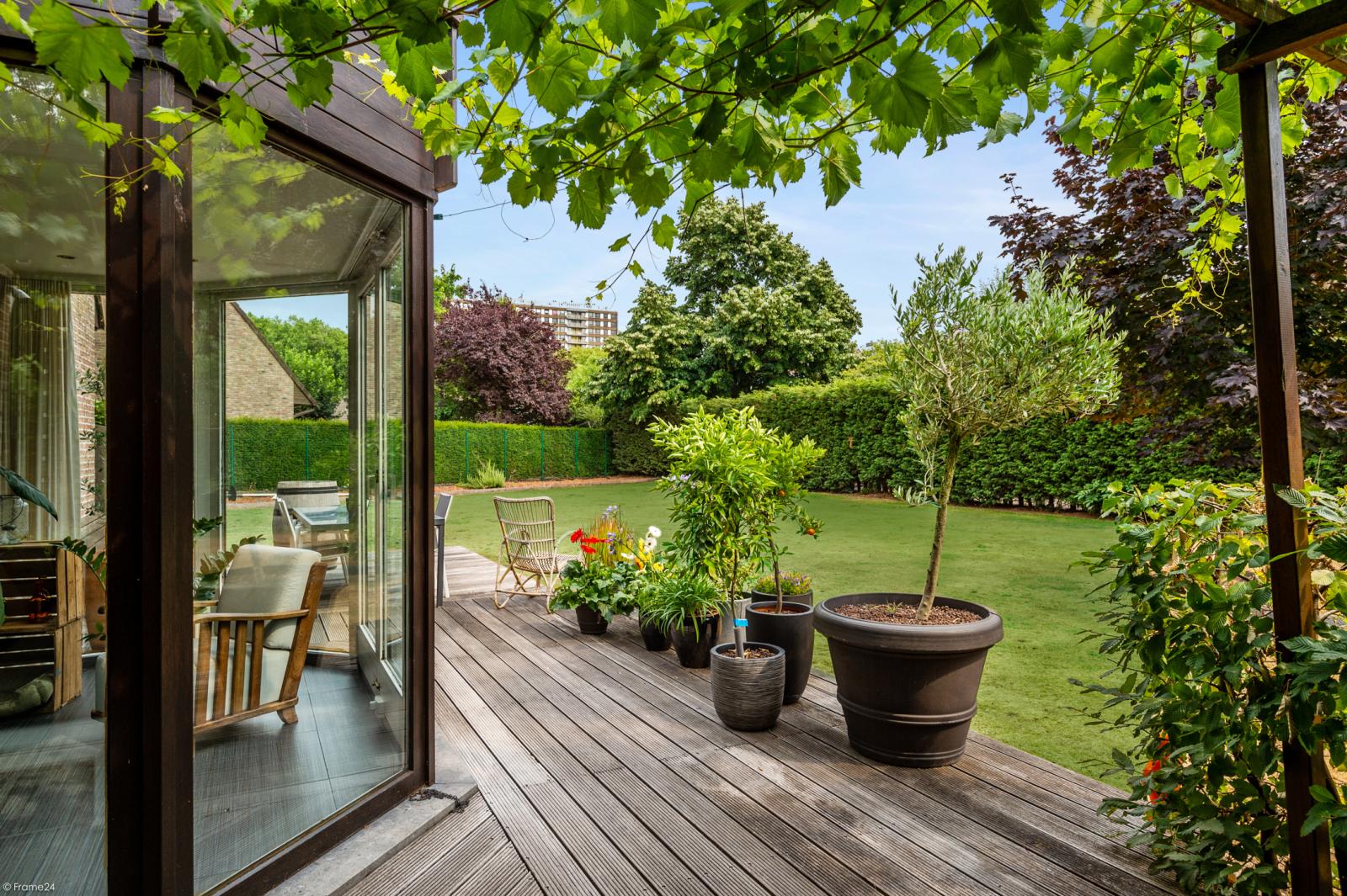 Stijlvolle landelijke villa op een perceel van 1.107 m² in een zeer gegeerd doodlopend straatje te Linkeroever! afbeelding 27