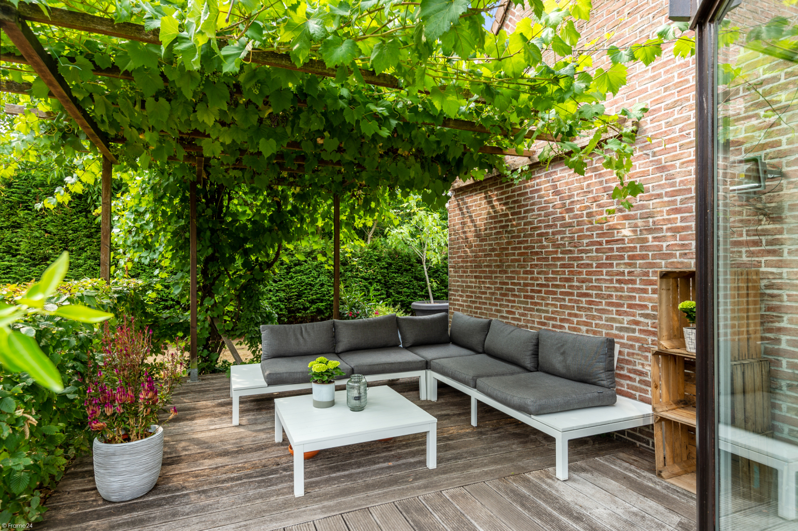 Stijlvolle landelijke villa op een perceel van 1.107 m² in een zeer gegeerd doodlopend straatje te Linkeroever! afbeelding 26