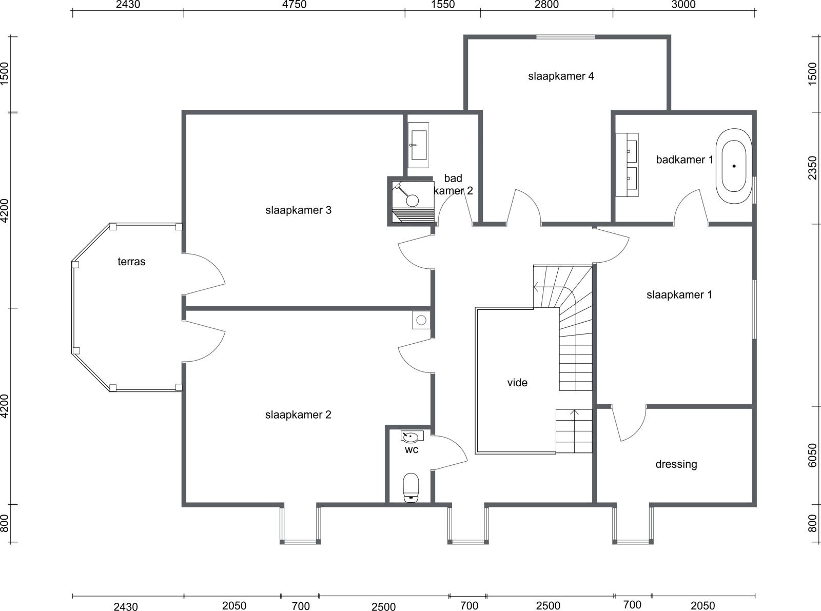 Stijlvolle landelijke villa op een perceel van 1.107 m² in een zeer gegeerd doodlopend straatje te Linkeroever! afbeelding 33