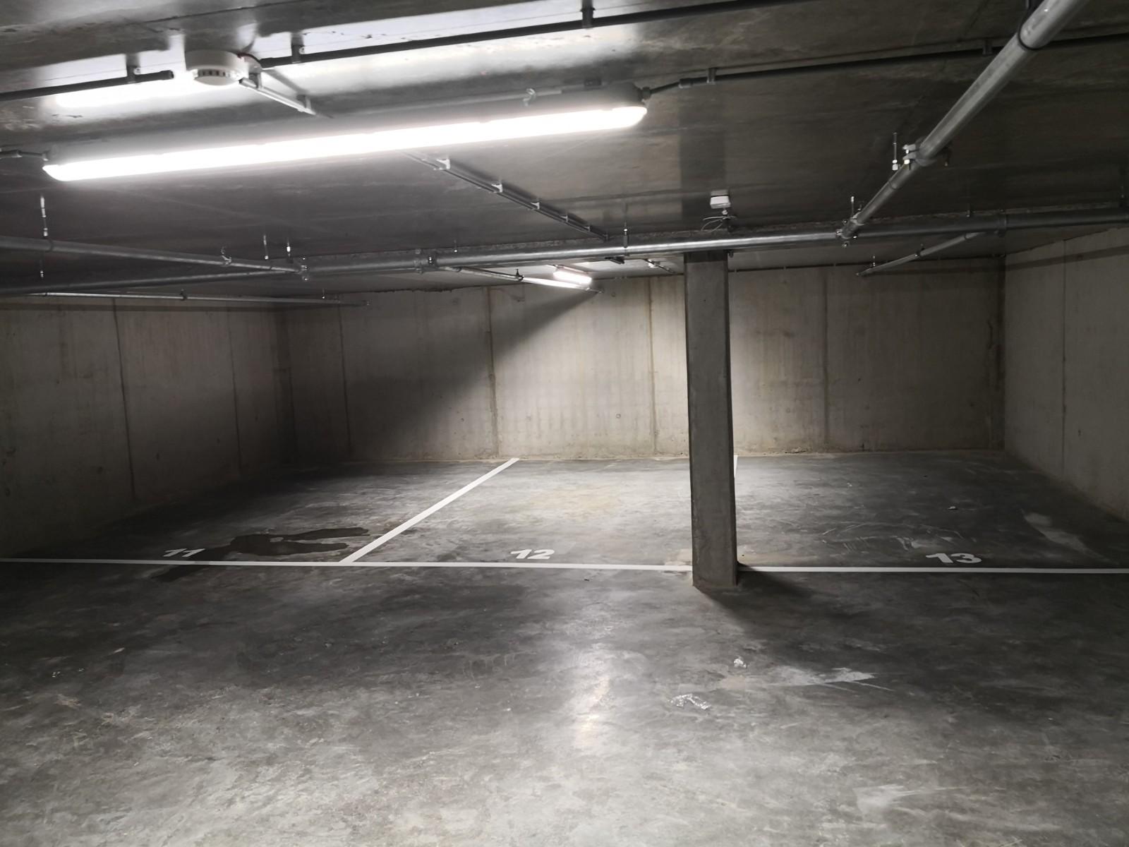 Staanplaats in ondergrondse parking afbeelding 5