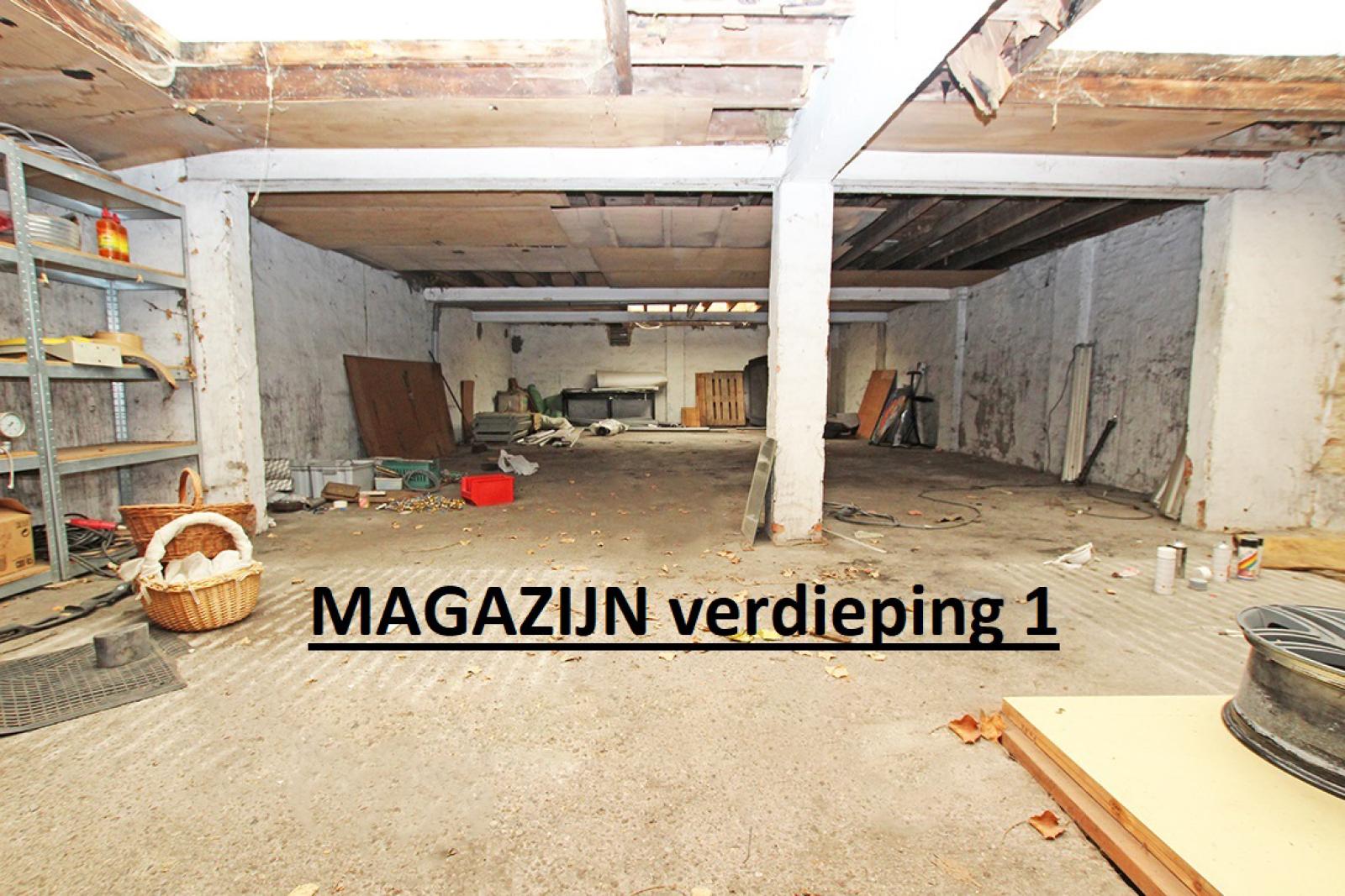 Zeer groot magazijn/garage (+/- 350 m²) op centrale locatie te Schoten! afbeelding 3