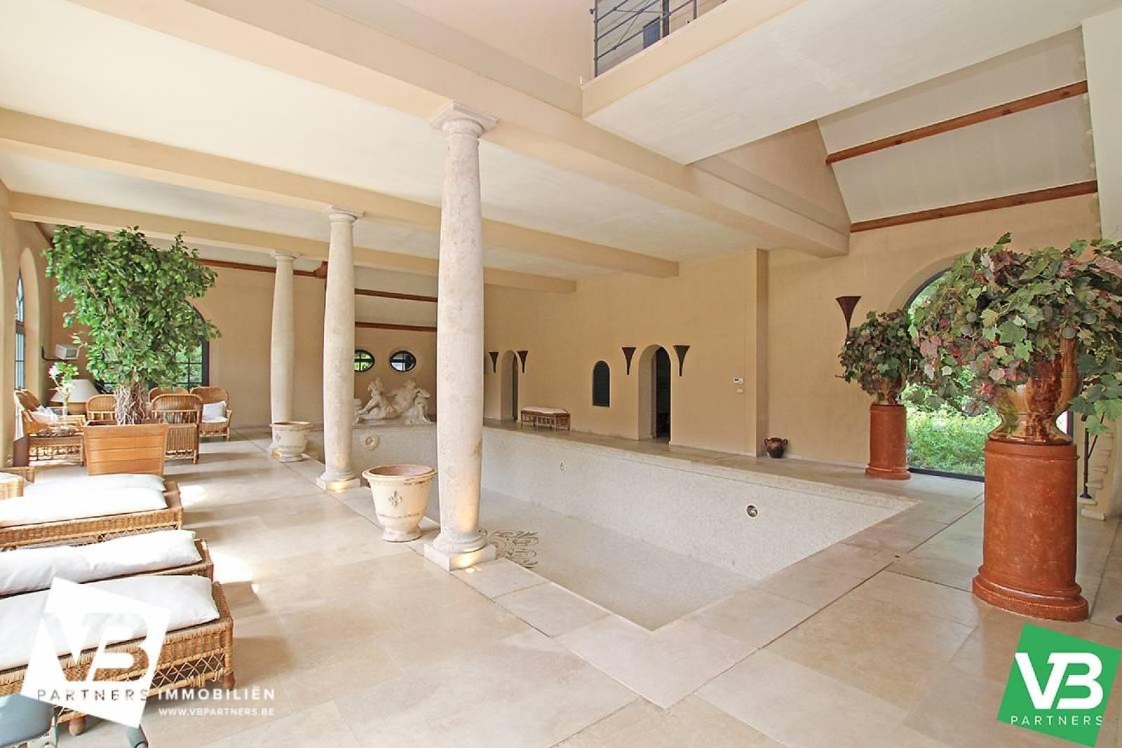 Prachtig domein met riante villa en zwembad op toplocatie te Schoten! afbeelding 27