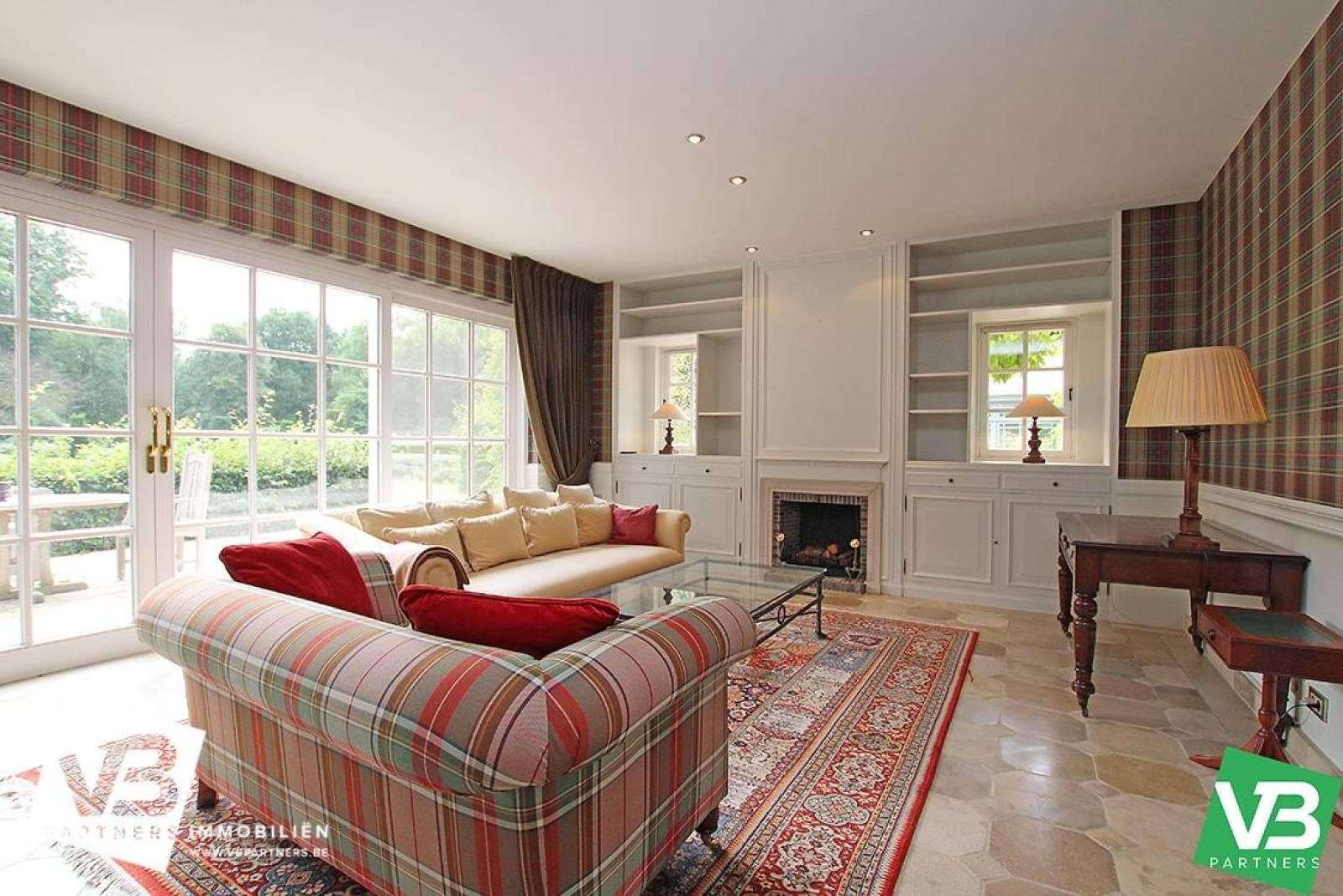 Prachtig domein met riante villa en zwembad op toplocatie te Schoten! afbeelding 24