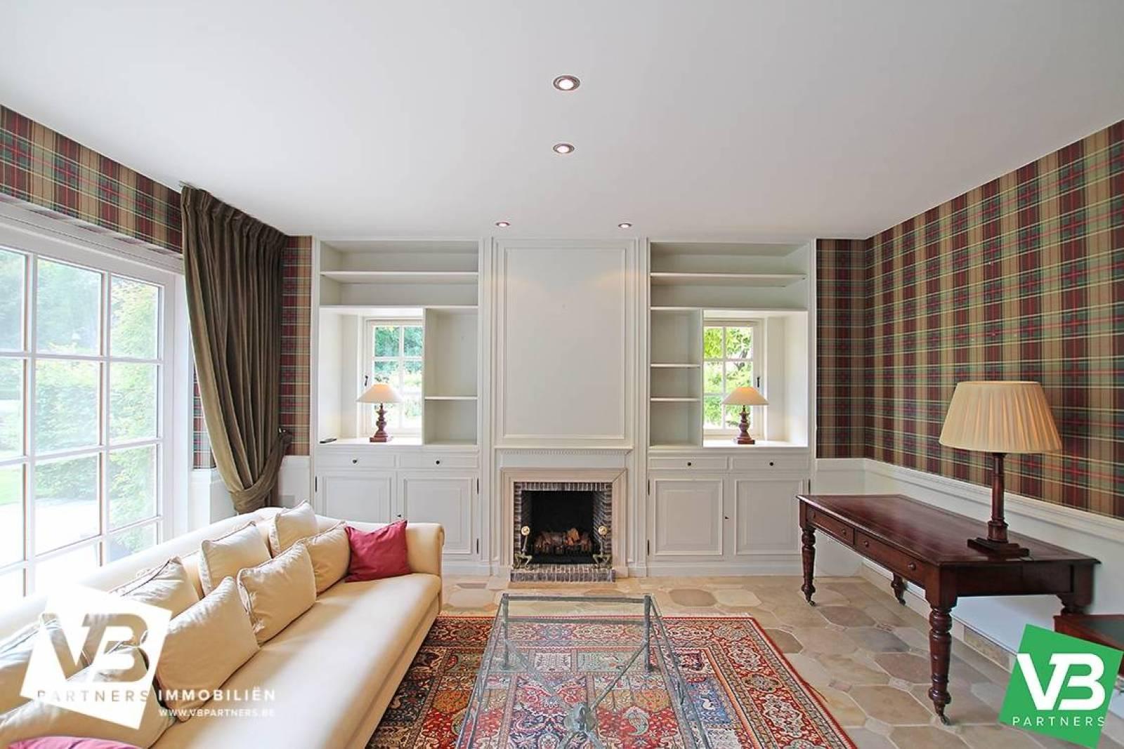 Prachtig domein met riante villa en zwembad op toplocatie te Schoten! afbeelding 23