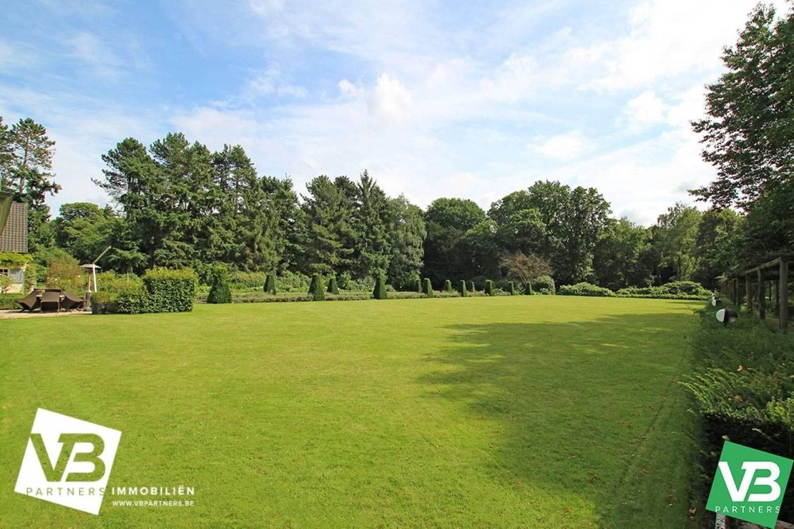 Prachtig domein met riante villa en zwembad op toplocatie te Schoten! afbeelding 52