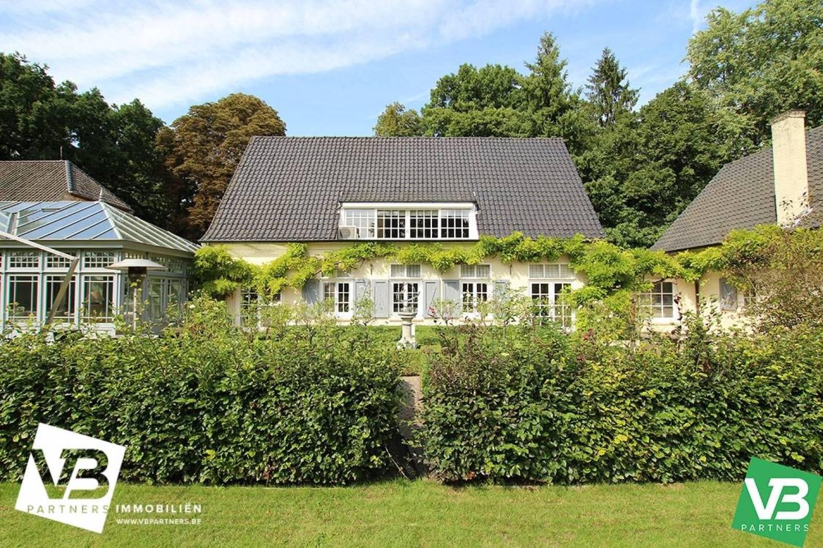 Prachtig domein met riante villa en zwembad op toplocatie te Schoten! afbeelding 6