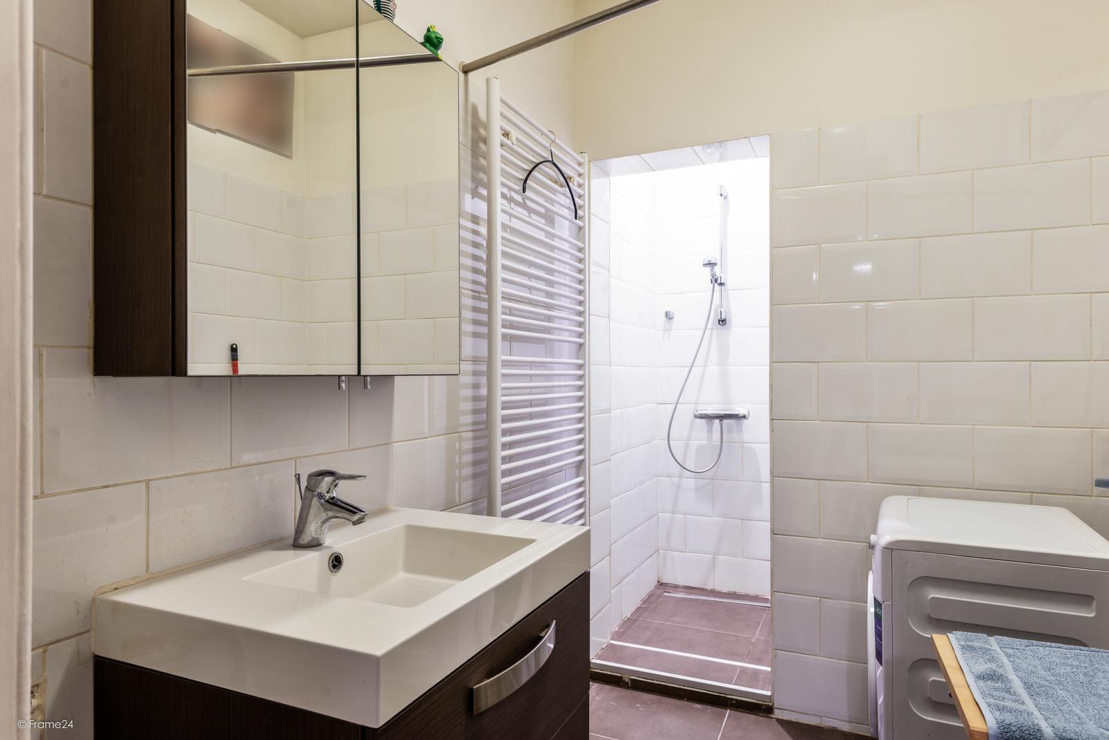 Gelijkvloers appartement (80 m²) met één slaapkamer en gezellige tuin te Berchem! afbeelding 6