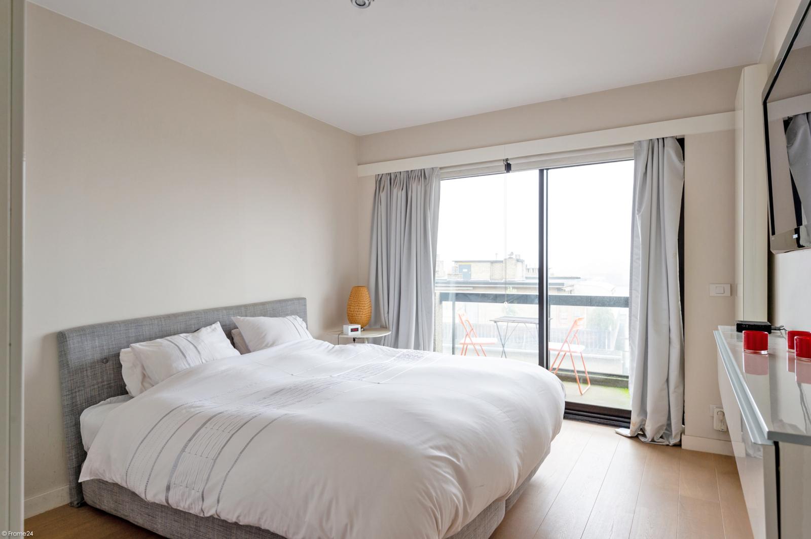 Modern en licht appartement met twee slaapkamers te Berchem! afbeelding 9