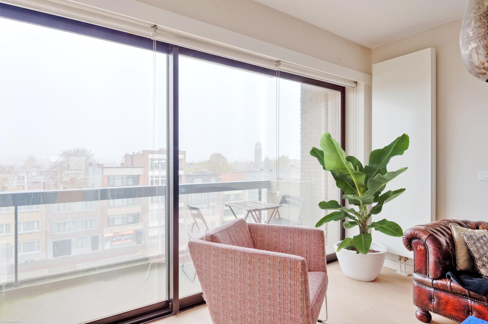 Modern en licht appartement met twee slaapkamers te Berchem! afbeelding 6