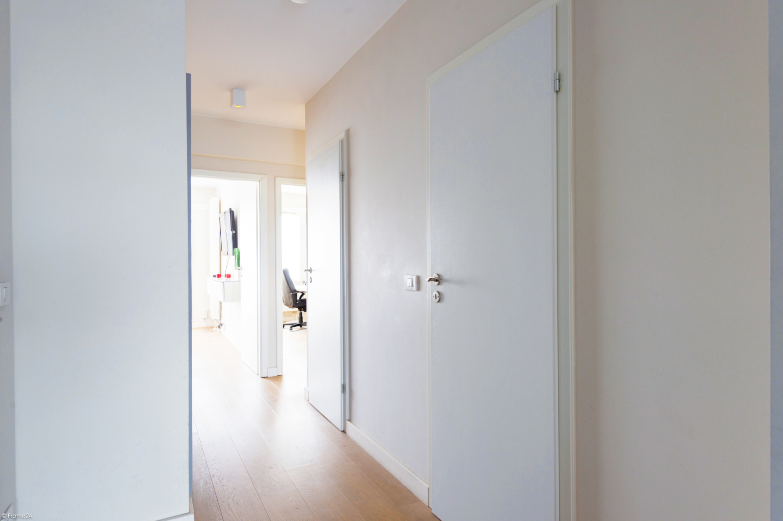 Modern en licht appartement met twee slaapkamers te Berchem! afbeelding 8