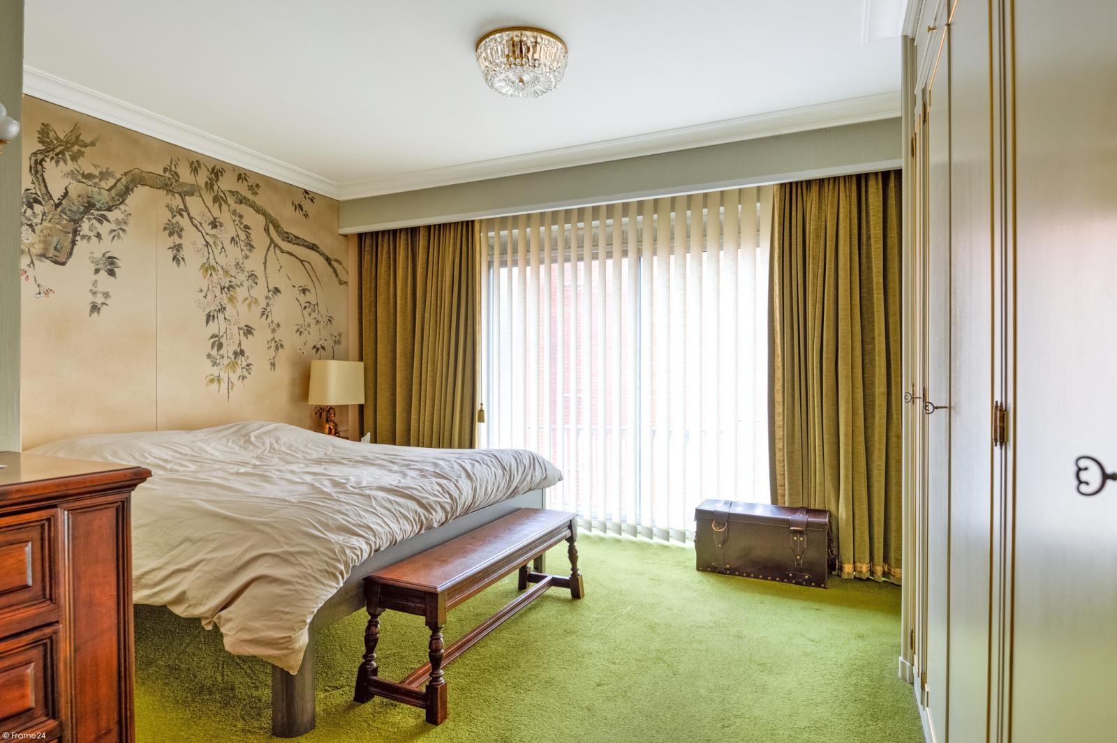 Zeer ruim appartement met uitzonderlijke terrassen en prachtig panorama over Antwerpen afbeelding 15