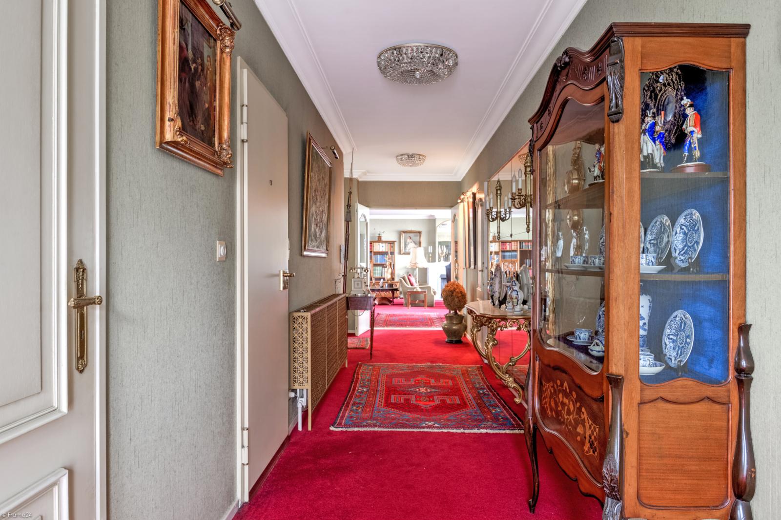 Zeer ruim appartement met uitzonderlijke terrassen en prachtig panorama over Antwerpen afbeelding 11