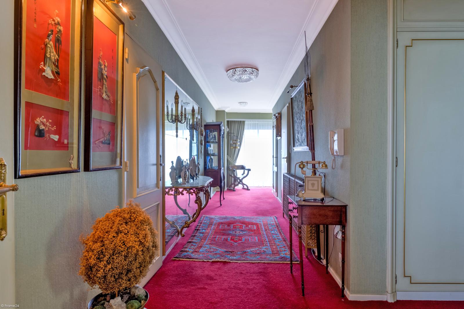 Zeer ruim appartement met uitzonderlijke terrassen en prachtig panorama over Antwerpen afbeelding 12