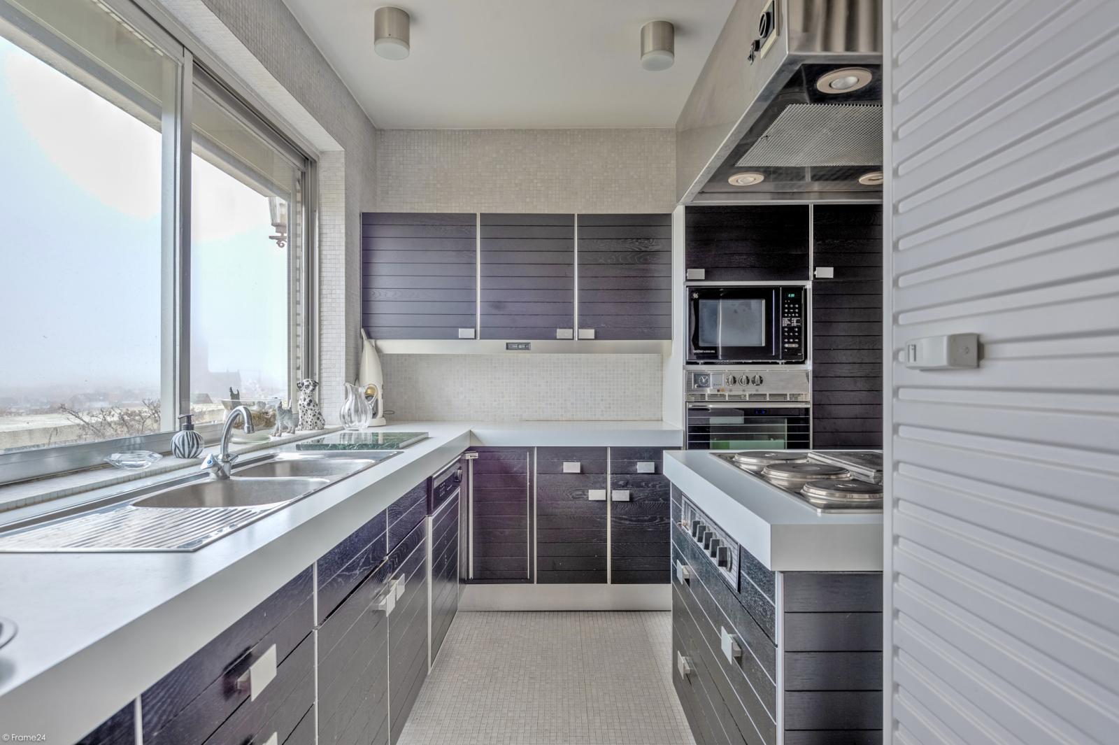 Zeer ruim appartement met uitzonderlijke terrassen en prachtig panorama over Antwerpen afbeelding 10