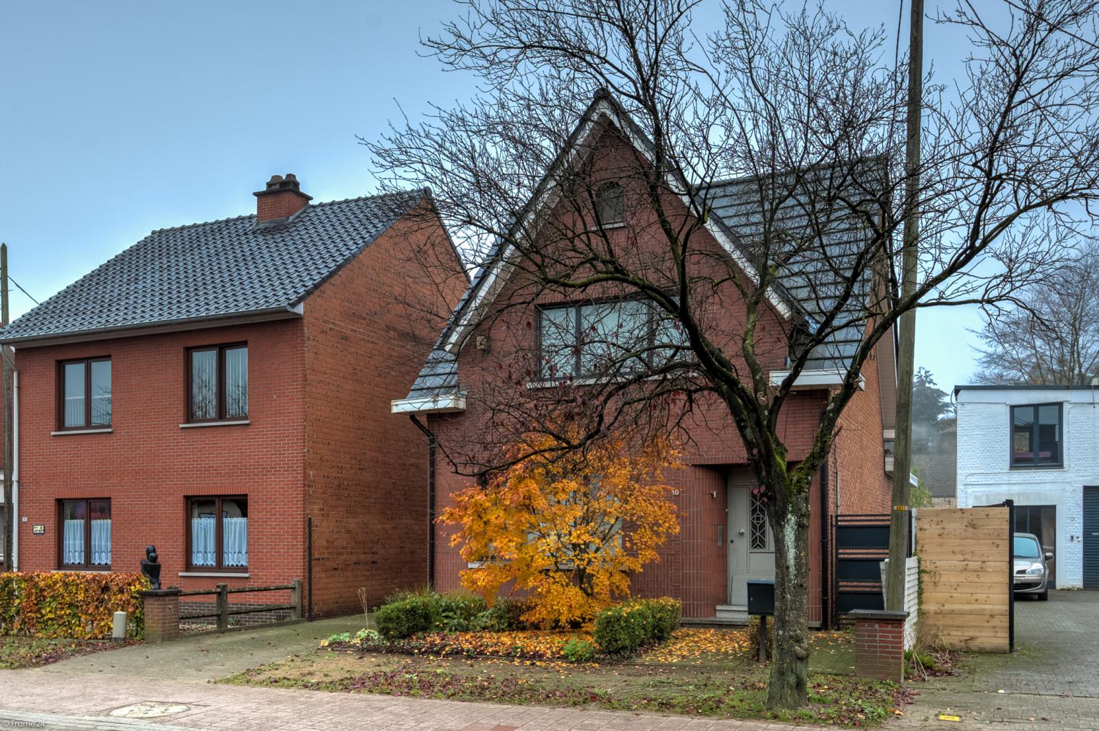 Charmante instapklare woning met ZW-gerichte tuin (493m²) te Zandhoven! afbeelding 2
