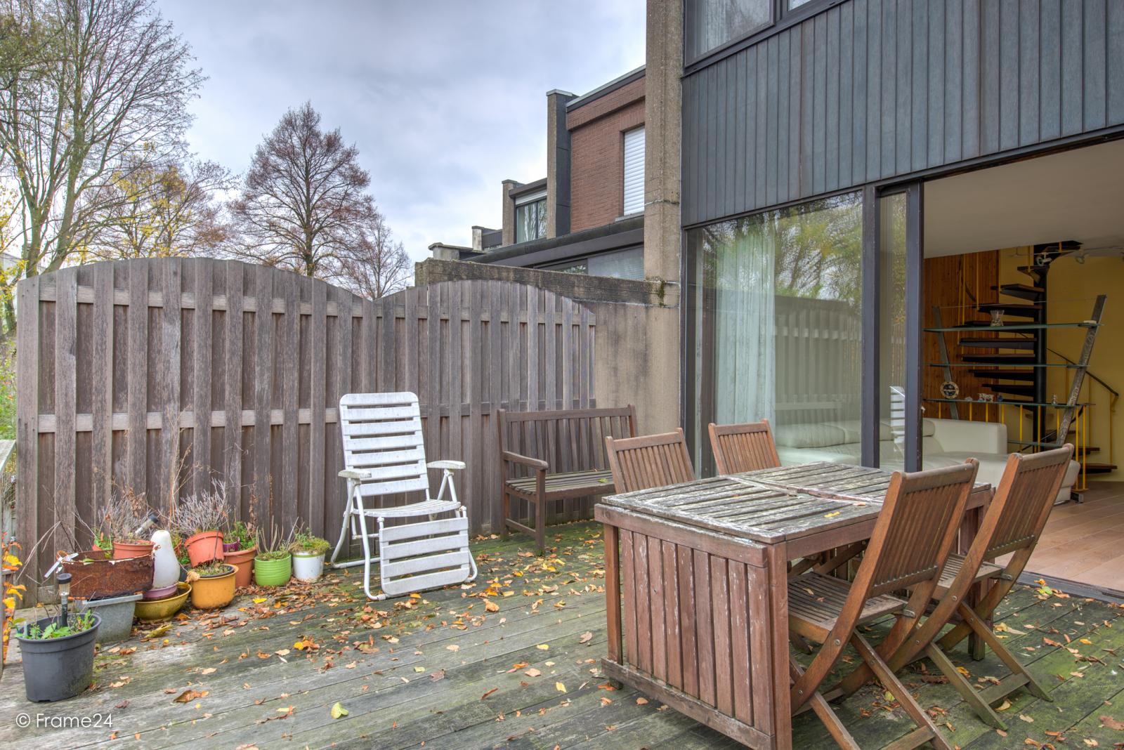 Te renoveren woning met twee ruime slaapkamers op de grens van Deurne met Borsbeek! afbeelding 23