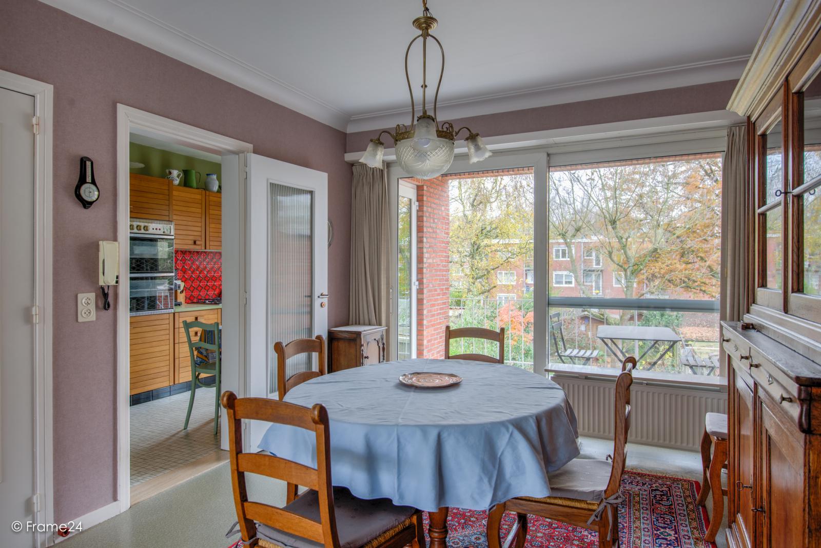 Zeer verzorgde bel-étagewoning met drie slaapkamers op toplocatie te Wijnegem! afbeelding 3