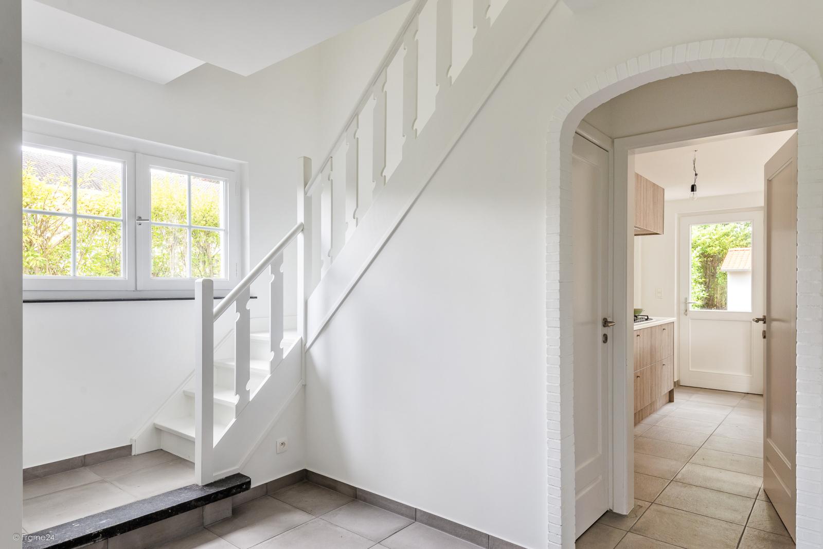 Volledig vernieuwde vrijstaande woning met drie slaapkamers op een hoekperceel van 776 m² te Schilde! afbeelding 11