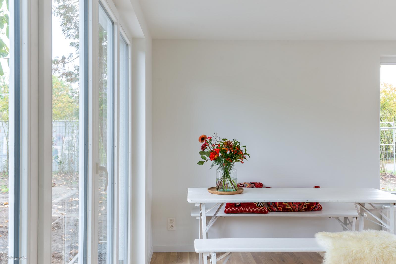 Volledig vernieuwde vrijstaande woning met drie slaapkamers op een hoekperceel van 776 m² te Schilde! afbeelding 6