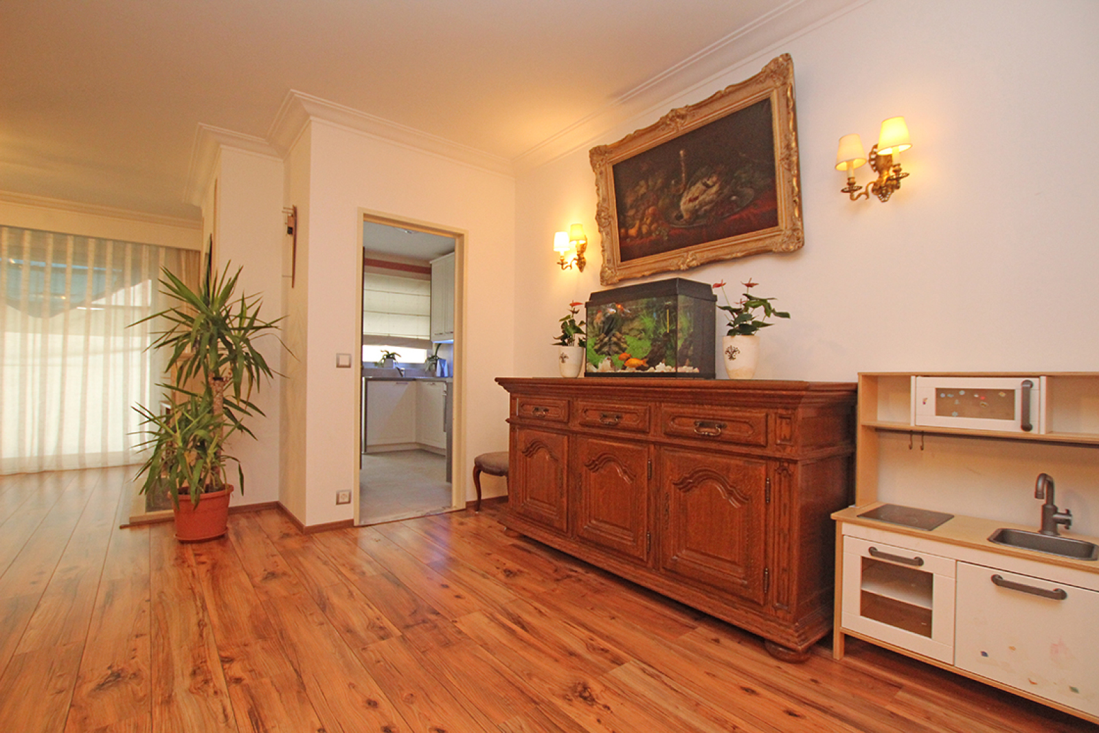 Prachtig en uiterst verzorgd appartement op de eerste verdieping afbeelding 3