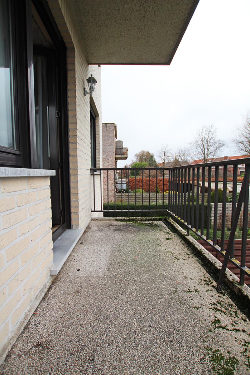 Zeer verzorgd 3-gevel appartement met twee slaapkamers en terras op goede locatie te Borsbeek! afbeelding 17