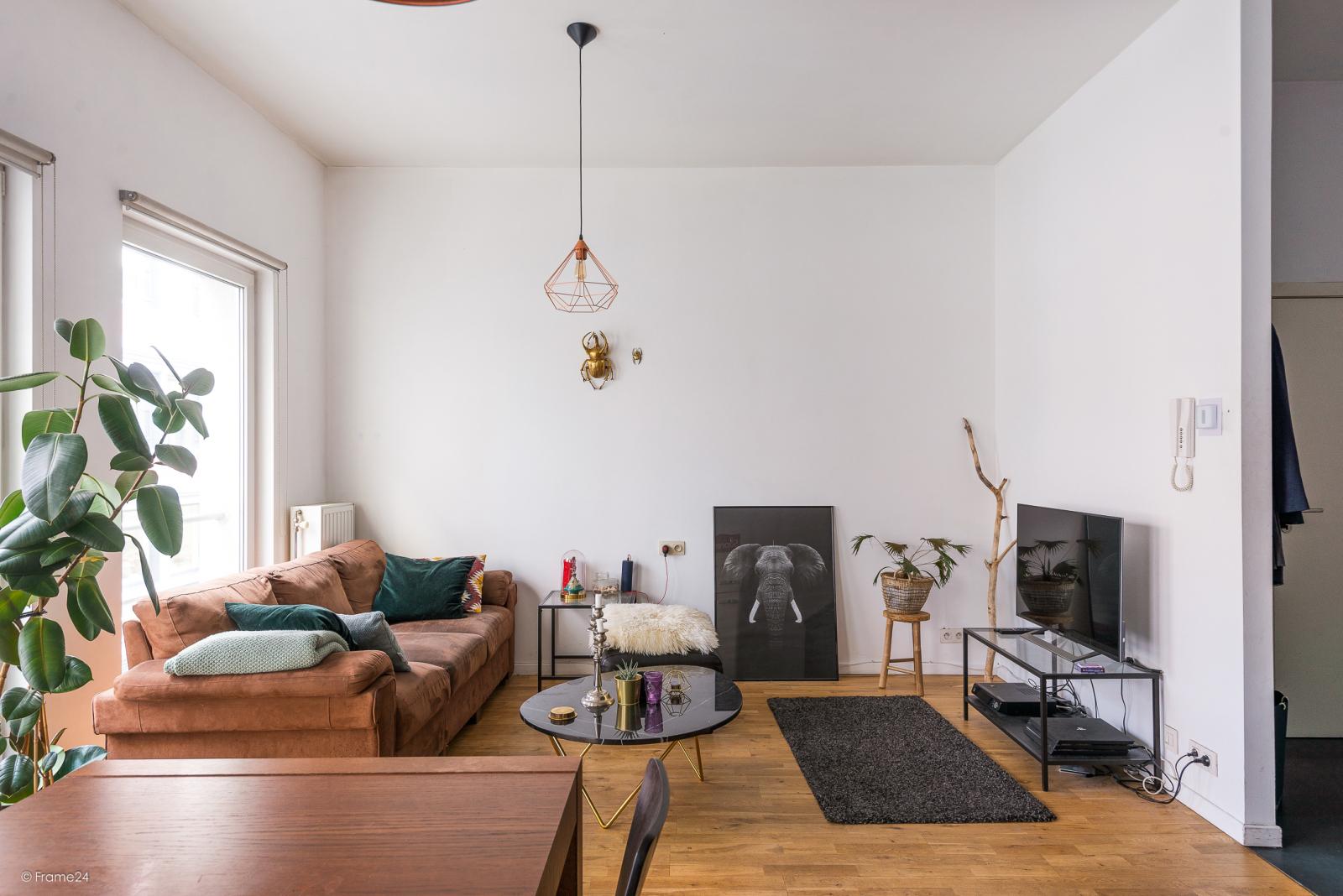Hedendaags appartement met 1 slaapkamer op wandelafstand van het Zuid! afbeelding 5