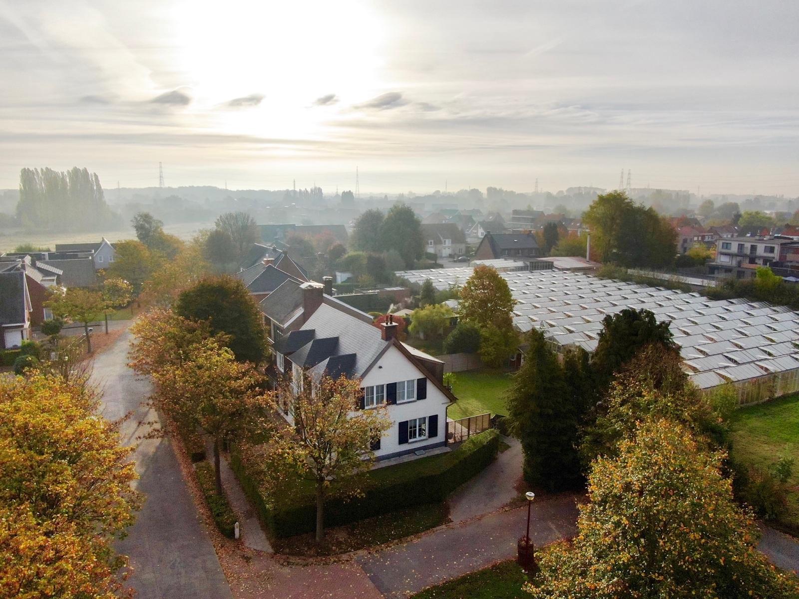Prachtige en rustig gelegen landelijke villa te Lint. afbeelding 29