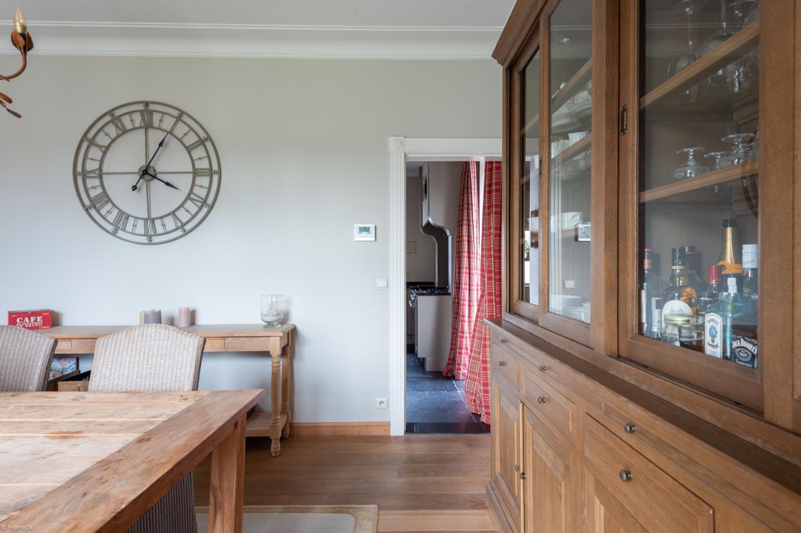Prachtige en rustig gelegen landelijke villa te Lint. afbeelding 10
