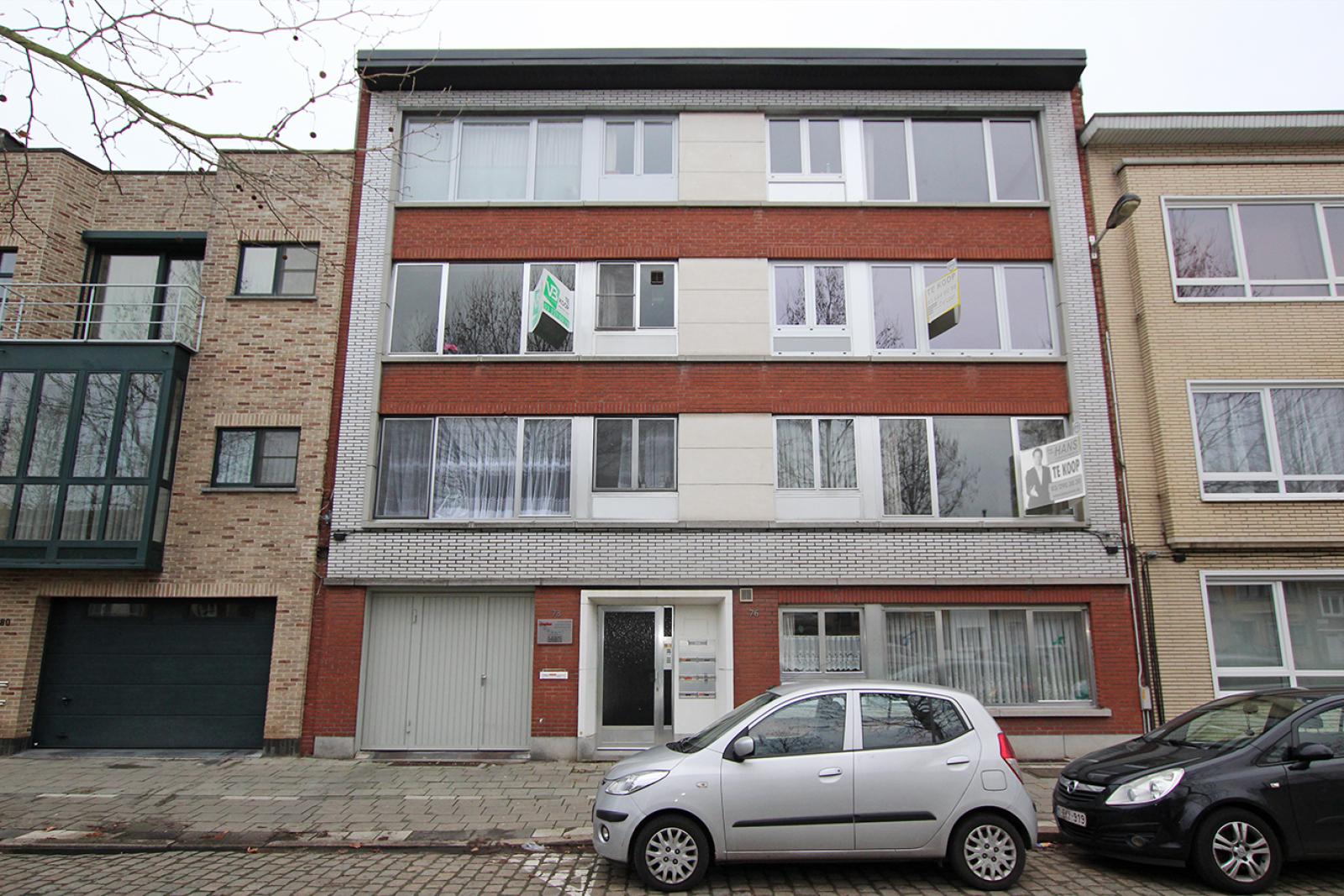 Op te frissen appartement met twee slaapkamers en lift nabij het Te Boelaerpark te Deurne! afbeelding 11
