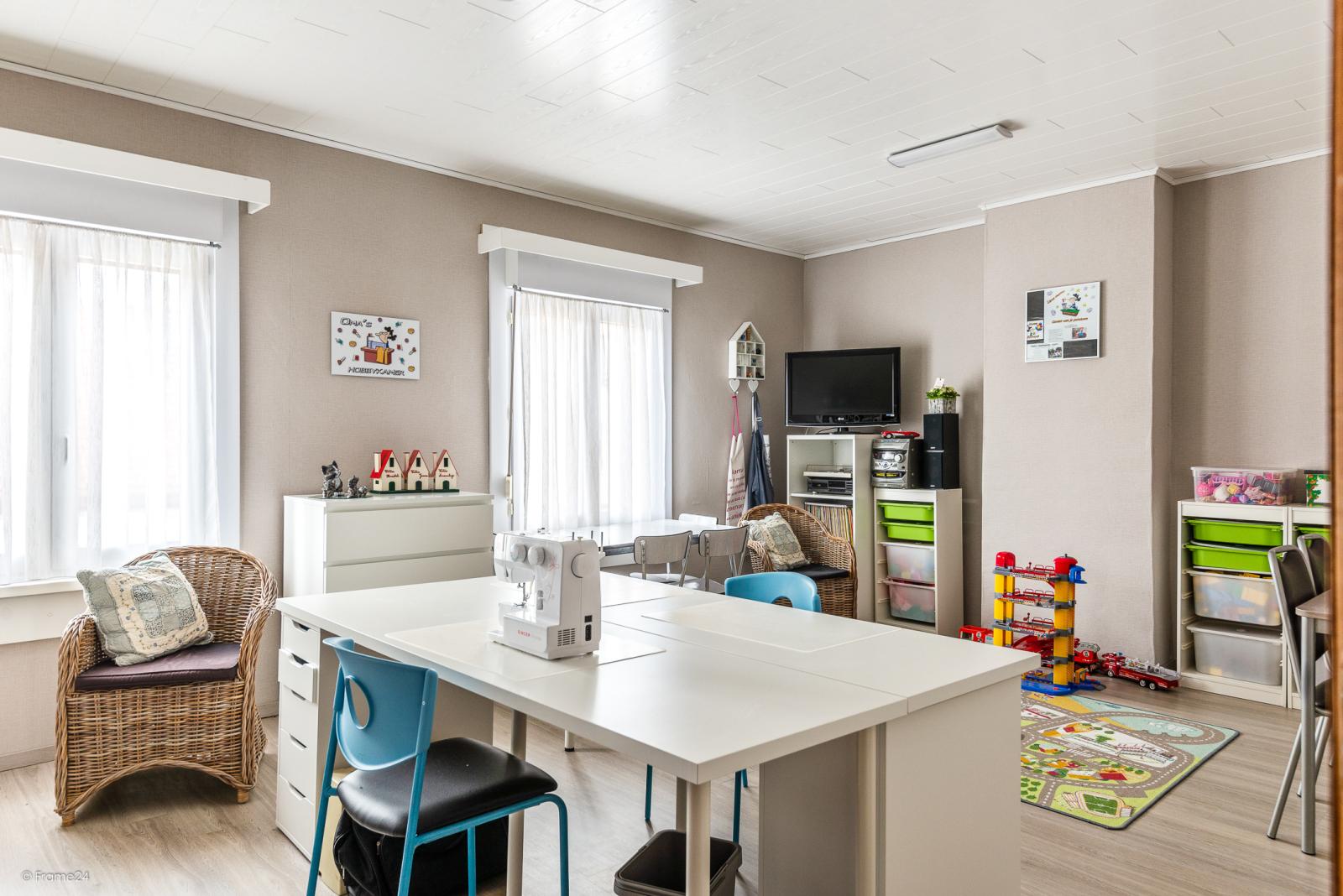 Ruime, instapklare ééngezinswoning met 4 grote slaapkamers nabij het centrum van Wommelgem! afbeelding 20