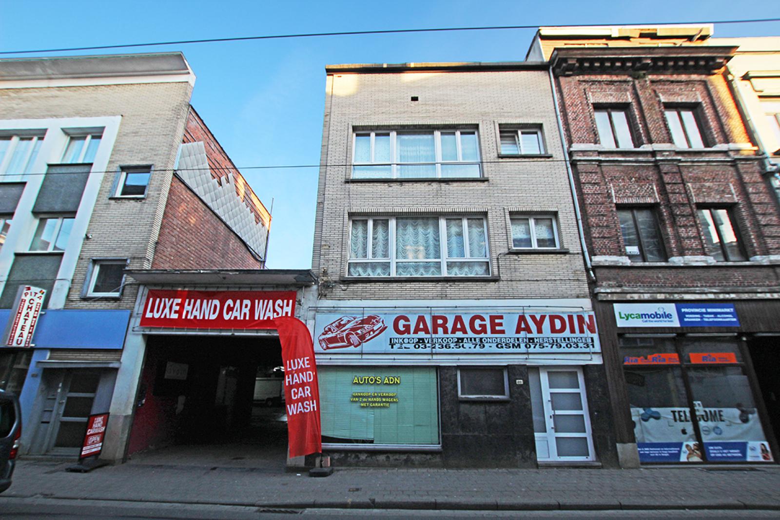 Opbrengsteigendom op gunstige locatie in het centrum van Antwerpen! afbeelding 1