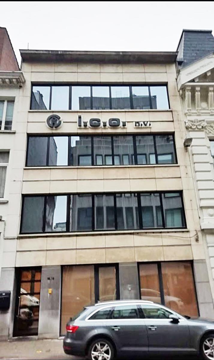 Opbrengstgebouw bestaande uit drie appartementen en een handelsgelijkvloers gelegen op een toplocatie in het centrum van Antwerpen. afbeelding 15
