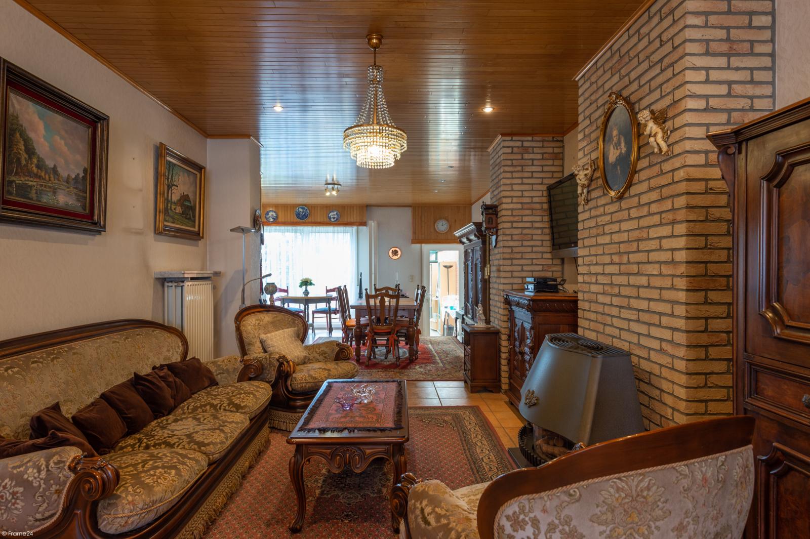 Zeer verzorgde ruime ééngezinswoning met 3 slaapkamers en dubbele garage te Wijnegem! afbeelding 8