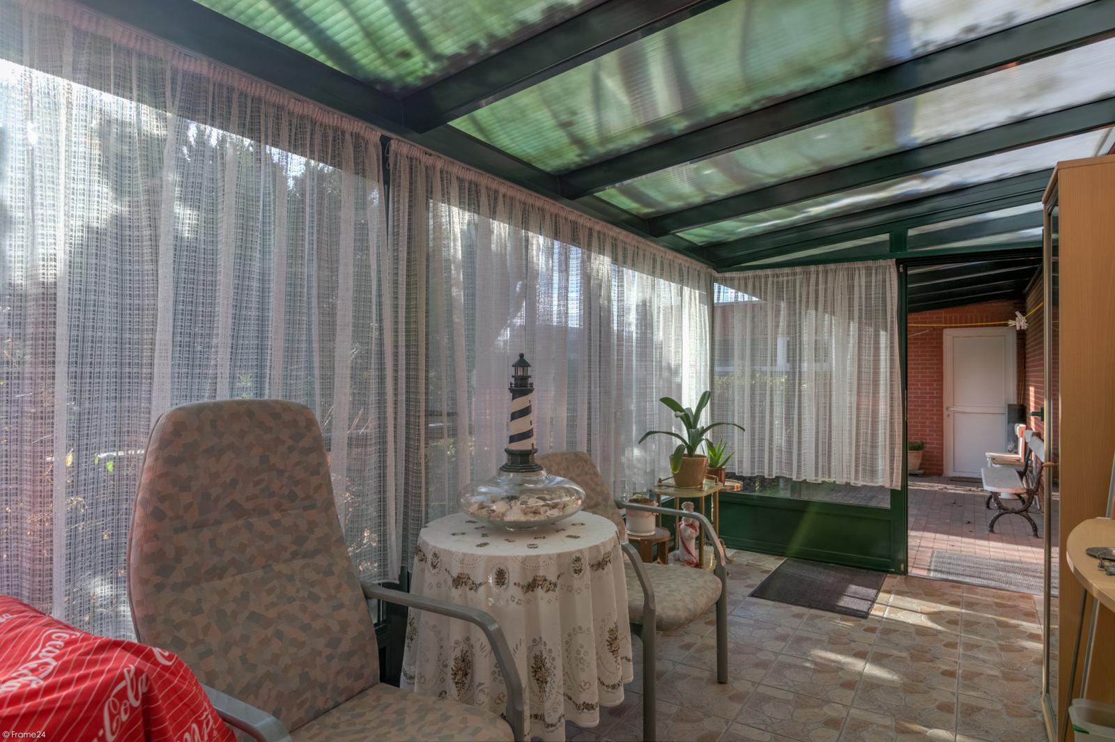 Zeer verzorgde ruime ééngezinswoning met 3 slaapkamers en dubbele garage te Wijnegem! afbeelding 23