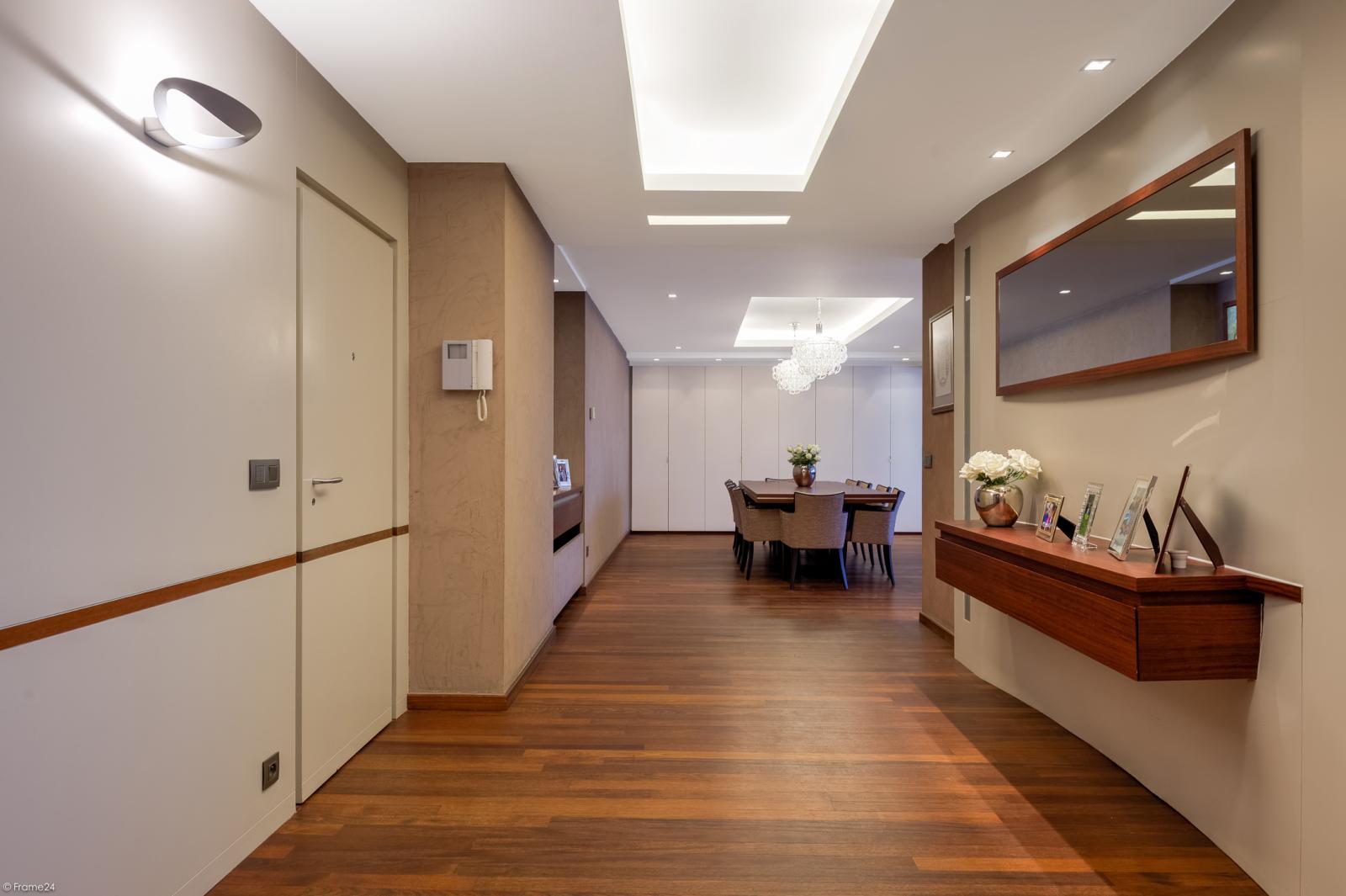 Riant luxueus appartement (ca. 280 m²) op unieke ligging nabij het Koning Albertpark te Antwerpen! afbeelding 6