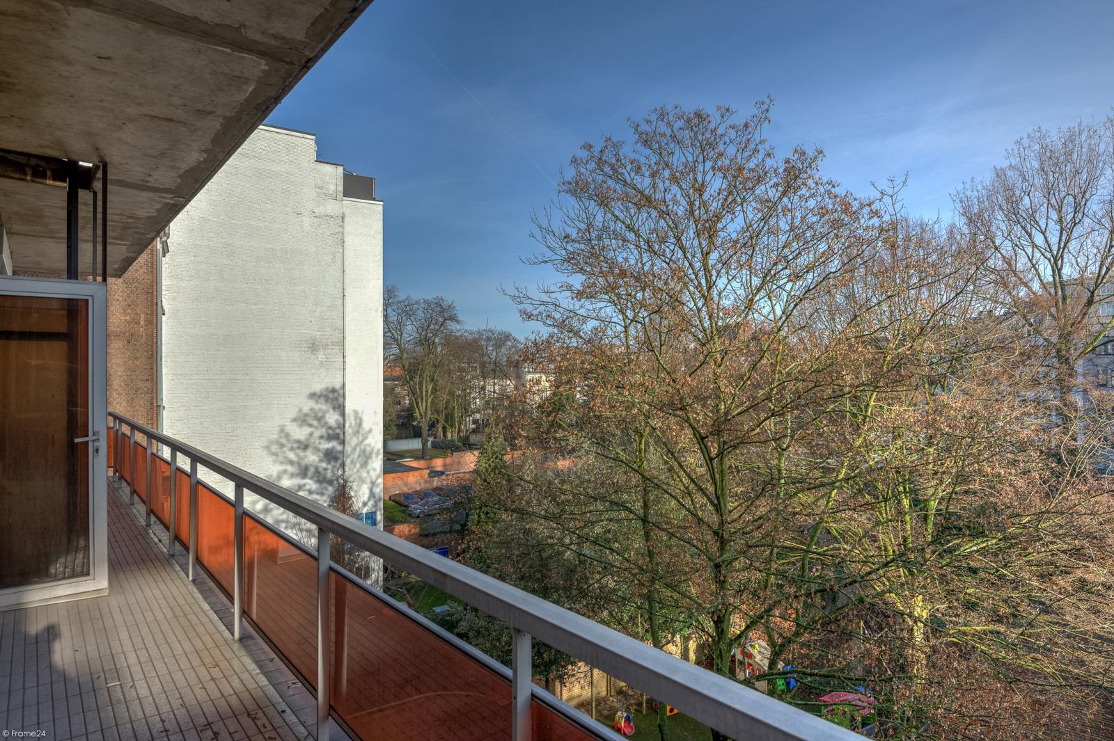 Riant luxueus appartement (ca. 280 m²) op unieke ligging nabij het Koning Albertpark te Antwerpen! afbeelding 21