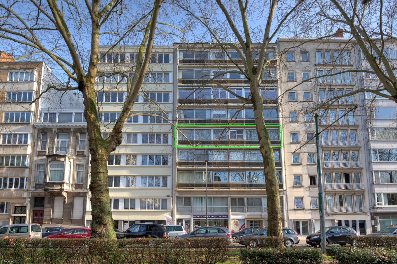 Riant luxueus appartement (ca. 280 m²) op unieke ligging nabij het Koning Albertpark te Antwerpen! afbeelding 22