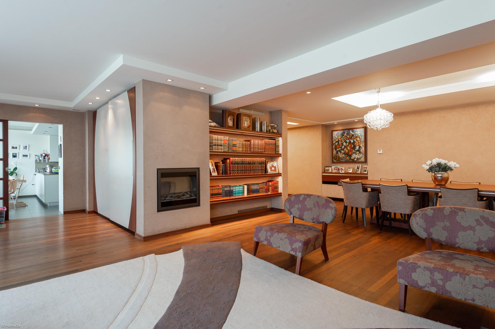 Riant luxueus appartement (ca. 280 m²) op unieke ligging nabij het Koning Albertpark te Antwerpen! afbeelding 5